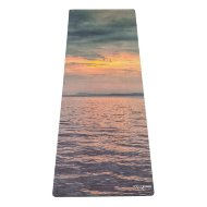 Коврик для йоги YogaDesignLab Travel Mat Sunset (каучук, микрофибра) 1 мм
