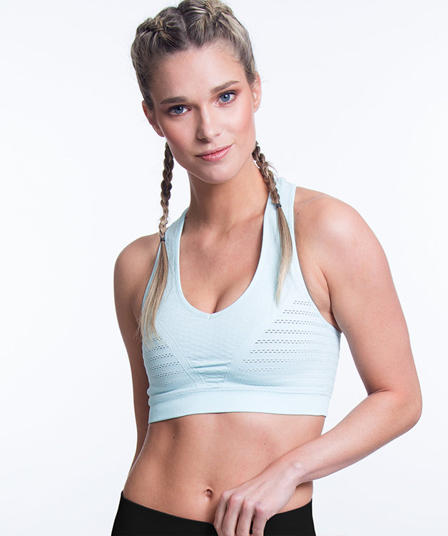 Топ Crystal Clear Water Bra, Climawear